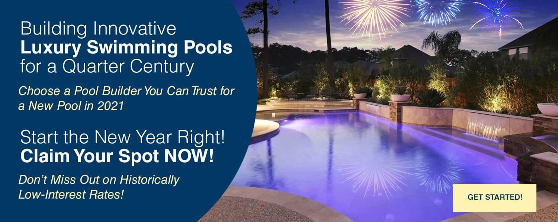 2021 Luxury Pools